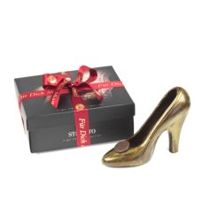 Choco High Heel Gold - Muttertagsedition