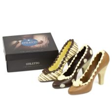 Choco High Heel Set