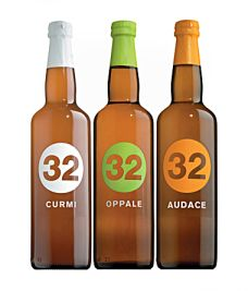 32 Via dei Birrai Bier Set (2250ml Set)