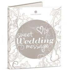 Sweet Wedding Message individuelle Gestaltung